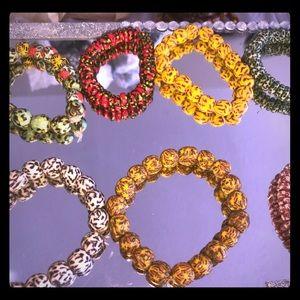 Jewelry - Hand made Beads Bracelets🛍🎊🎀